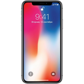 Apple iPhone X 64Gb Black (rfb)