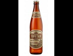 Пиво Томское фирменое 0,5 л, 1 бут.