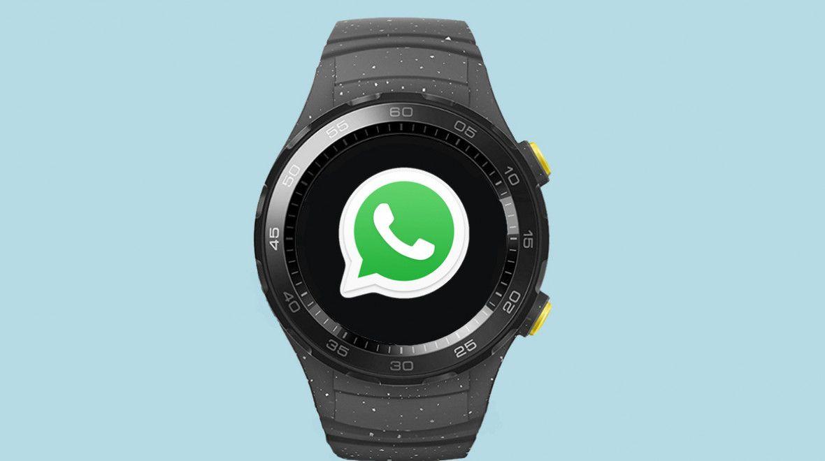 WhatsApp для смарт-часов на Wear OS. Фантастика или реальность?