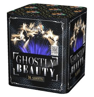 Батарея салютов GHOSTLY BEAUTY SB-36-02* MAXSEM | Neva-Salut.com