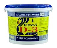 Клей Ирком D-3