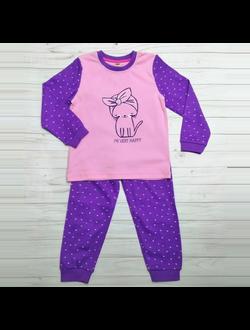 Пижама для девочки (Артикул 1347)