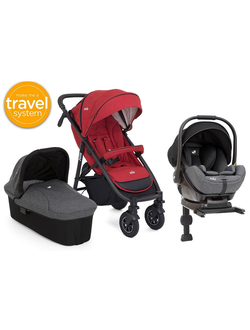 Коляска Joie Mytrax Travel System 4 в 1 joie i-level i-size c базой isofix