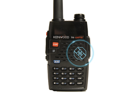 Kenwood TK-UVF10 Dual Band