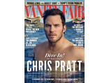VANITY FAIR Magazine February 2017 Chris Pratt Cover ИНОСТРАННЫЕ ЖУРНАЛЫ, INTPRESSSHOP