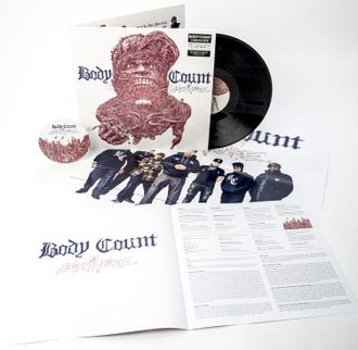 Body Count - Carnivore LP+CD