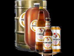 Пиво Немецкое светлое 0,5 л, 1 бут.
