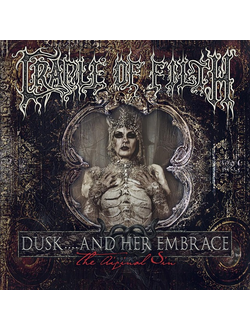 Cradle Of Filth - Dusk.... And Her Embrace - The Original Sin 2-LP