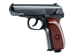 Umarex Makarov Ultra с системой BlowBack http://namushke.com.ua/products/7850550