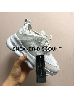 VERSACE CHAIN REACTION WHITE ЖЕНСКИЕ