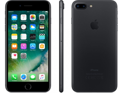 Apple iPhone 7 Plus - Black