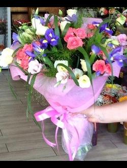 Цветы круглосуточно центральный район волгоград, букет большие 100 роз спб