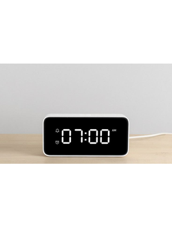 Будильник Xiaomi love smart alarm clock white