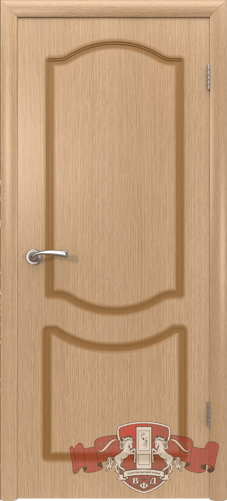 Межкомнатная дверь Лилия Ф11 Орех