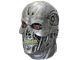 Страшная, латексная маска, TERMINATOR T800, Endoskull Mask, Терминатор,  Ghoulish productions, mask