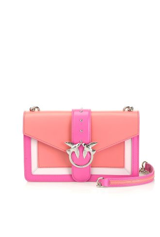 LOVE BAG EVOLUTION IN PELLE BICOLOR