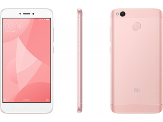 Xiaomi Redmi Note 4X 4/64Gb Pink (Global) (rfb)