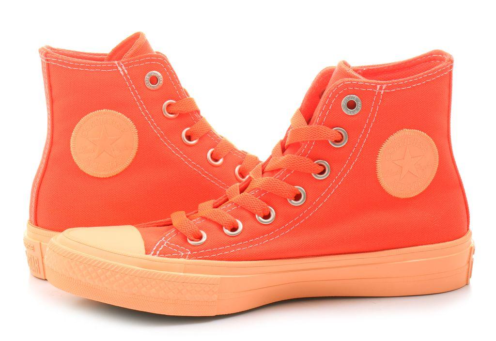 кеды Converse оранжевые с анатомической стелькой. кеды converse chuck taylor  orange a1e859426a204