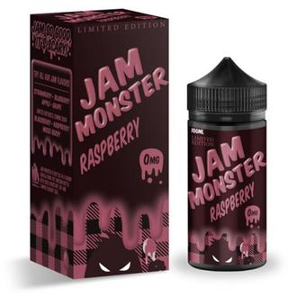 Jam Monster Raspberry 100мл, 3мг