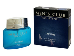 Men's Club Yachting - Positive Parfum
