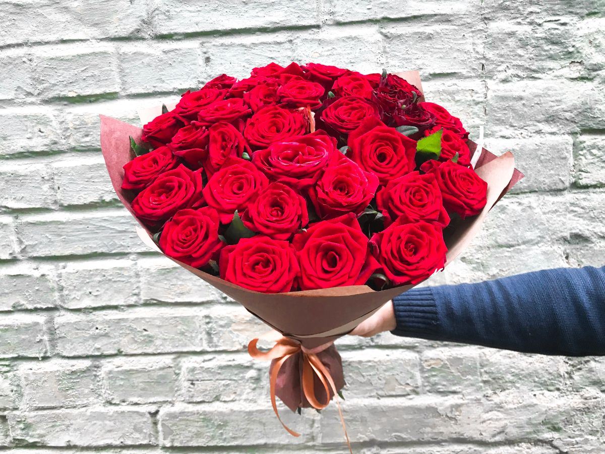 Заказать букет цветов розы гран при, купить цветы на праздник из бумаги минск