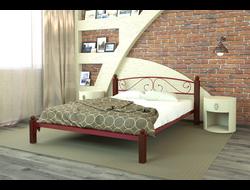 Кровать МилСон Вероника Lux