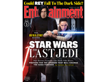 Entertainment Weekly Magazine December 2017 Adam Driver, Daicy Ridley, Star Wars Cover, Intpress