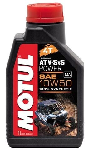 Motul ATV-SXS Power 4T 10w50 1л