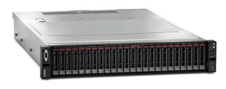 Сервер Lenovo ThinkSystem SR650 Rack 2U, Xeon Gold 6126 12C (2.6GHz/19.25MB/125W), 16GB/2Rx8/2666MHz/1.2V RDIMM, noHDD, noRaid, noBackplane, noDVD, noGbE, 1xpower cord, 1x1100W p/s (up to 2), XCC Enterprise (7X06A08YEA)