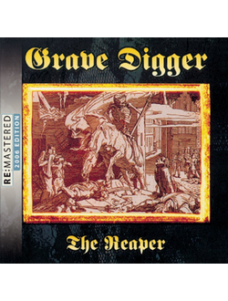 Grave Digger - The Reaper CD