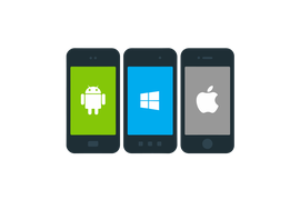 Прошивка Android, iOS, Windows Mobile