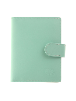 Визитница QOPER Credit card holder turquoise