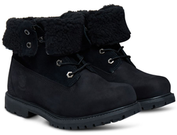 Timberland 17647 Teddy Fleece Black