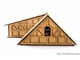Modular House Kit: Roof