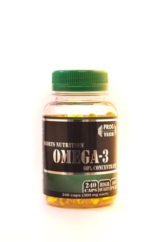 Omega 3 Ultra-Concentrate 240 caps от Frog Tech