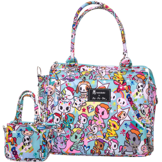 Сумочка кошелек Ju-Ju-Be Itty Bitty tokidoki Rainbow Dreams