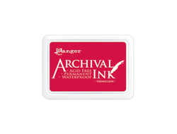 Archival Ink™ Pads Vermillion