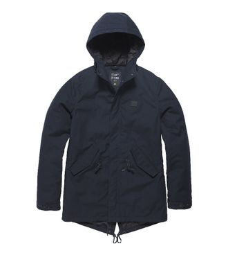 Wallbrook parka Vintage Industries