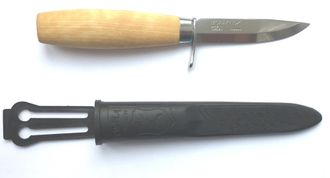 Нож Morakniv Wood Carving Junior 73/164