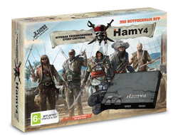 Hamy 4 - (Sega и Dendy 350-in-1) Assassin Creed Black