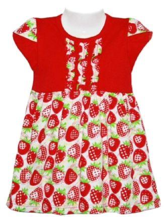 Платье для девочки (Артикул 5117-073)
