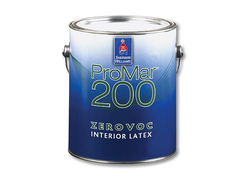Водоэмульсионная краска Sherwin Williams ProMar 200 Interior Latex Flat/ Eggshell