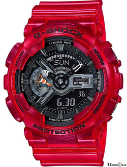 Часы Casio G-Shock GA-110CR-4A