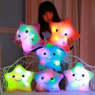 Световые подушки