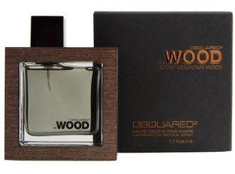 Мужской Dsquared2 He Wood Rocky Mountain Wood арт-1622