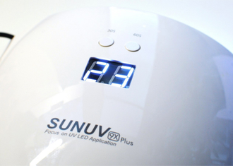 Лампа SUN9X Plus, UV/LED, 36W