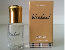 Weekend - Kiss Me