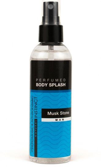 """ NATURAL INSTINCT ""Body splash 100ml мужские ароматы"