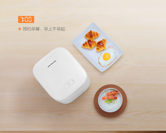 Рисоварка Xiaomi DFB201CM Induction Heating Rice Cooker 2 1.6L