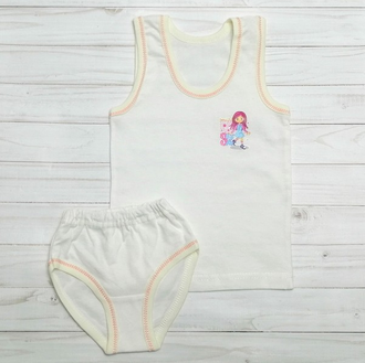 Комплект для девочки (Артикул 125-022)